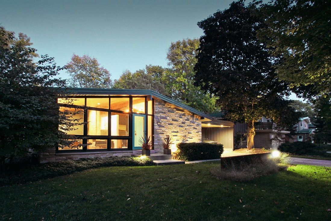 Tannenbaum Renovation - Residential Mid-Century