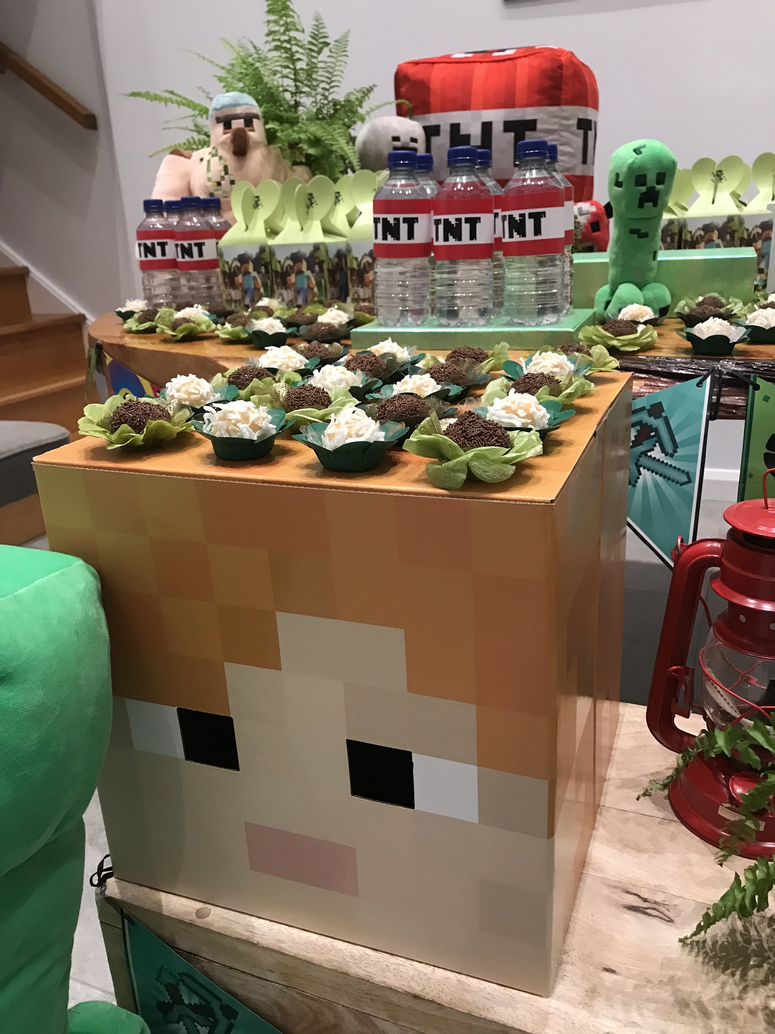 Happy Memories by KD, Minecraft Party