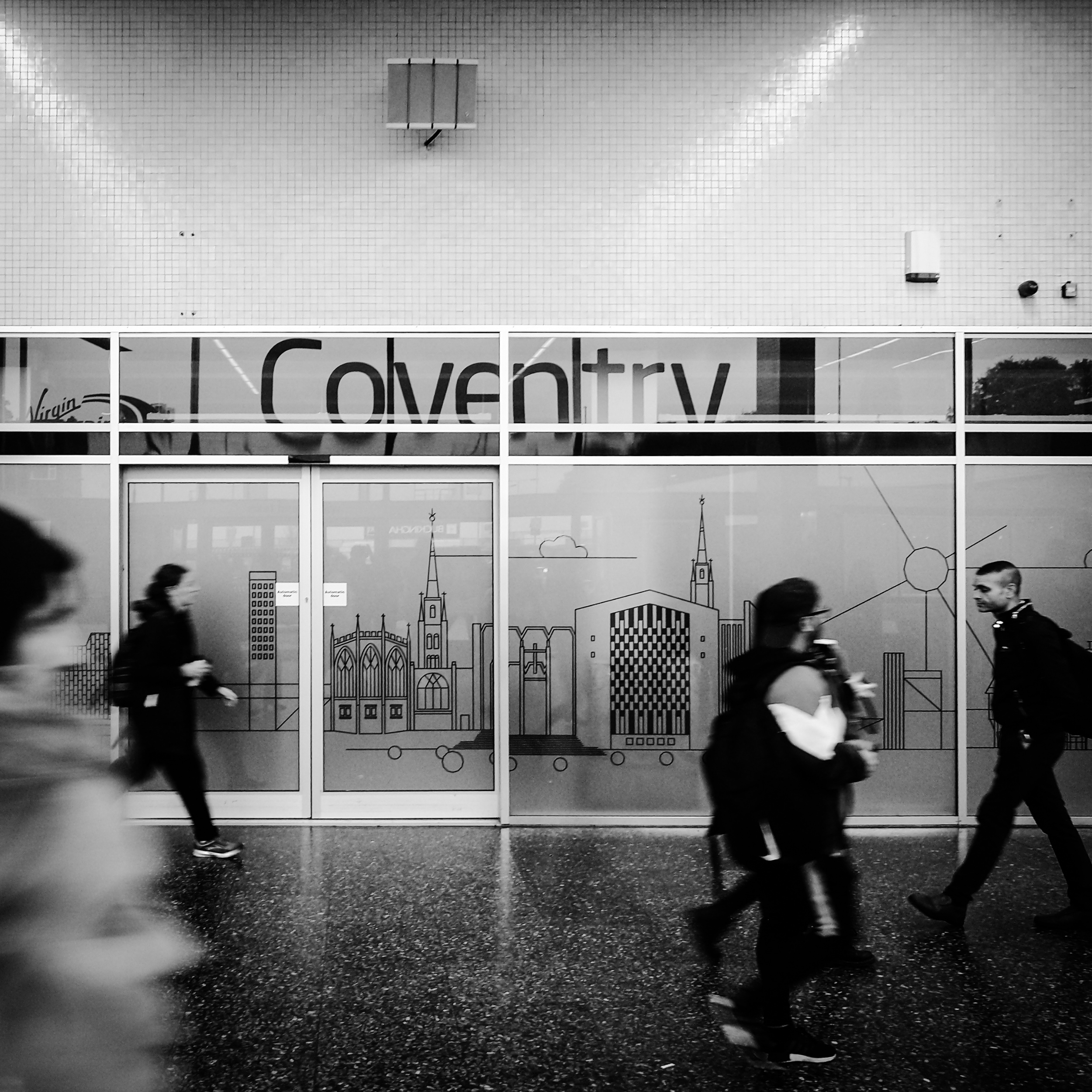 Coventry Rail Station