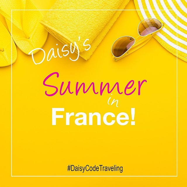 "... After more than half years hard work, we finally have ‪#daisycodeca 's new website online!! Our founder @daisyyha is heading to France for her ‪#summerholidays ‬trip! ✈️ Curious of her advices about preparing yours?😉✨ Here are her ""Top 5 #instagram Account You Should Know before Traveling to France"" (without asking for help)! Please check our bio for details.  Enjoy!🍀 . . . #daisycode #newpost #preparingyournextadventure #tripfrance #daisycodetraveling #france #westfrance #southfrance #paris"