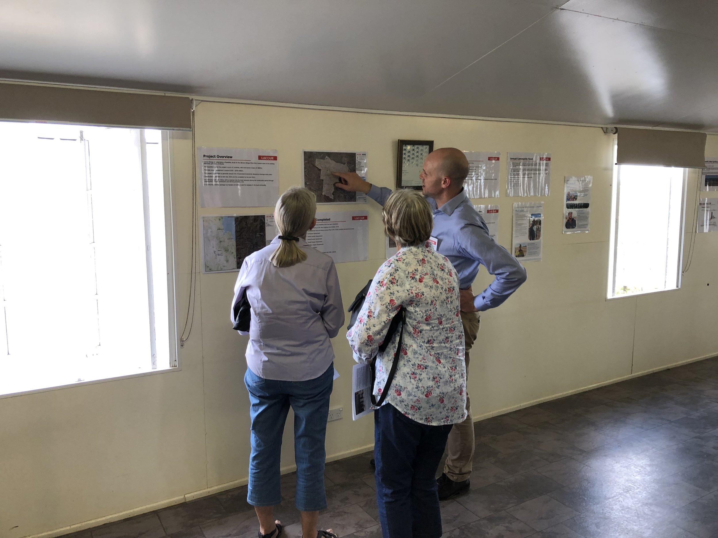 Exhibition Sutherland Hall, 25 September 2019