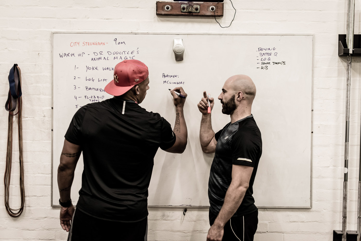 Foundry Fitness | Education