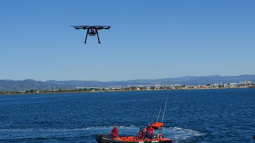 Hemav Foundation develops drone to help save migrants in the Mediterranean Sea.jpg