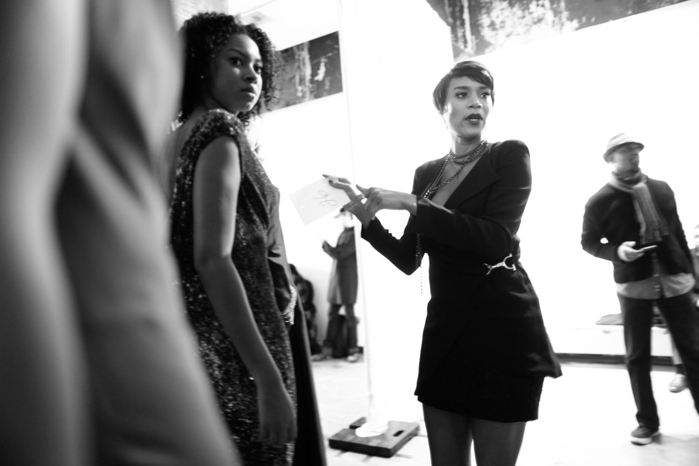 Aisha McShaw - Fashion Designer, NYC