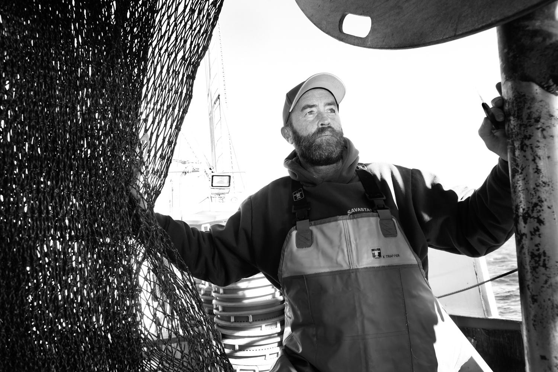 Chris O'Brien - Fisherman, Montauk NY