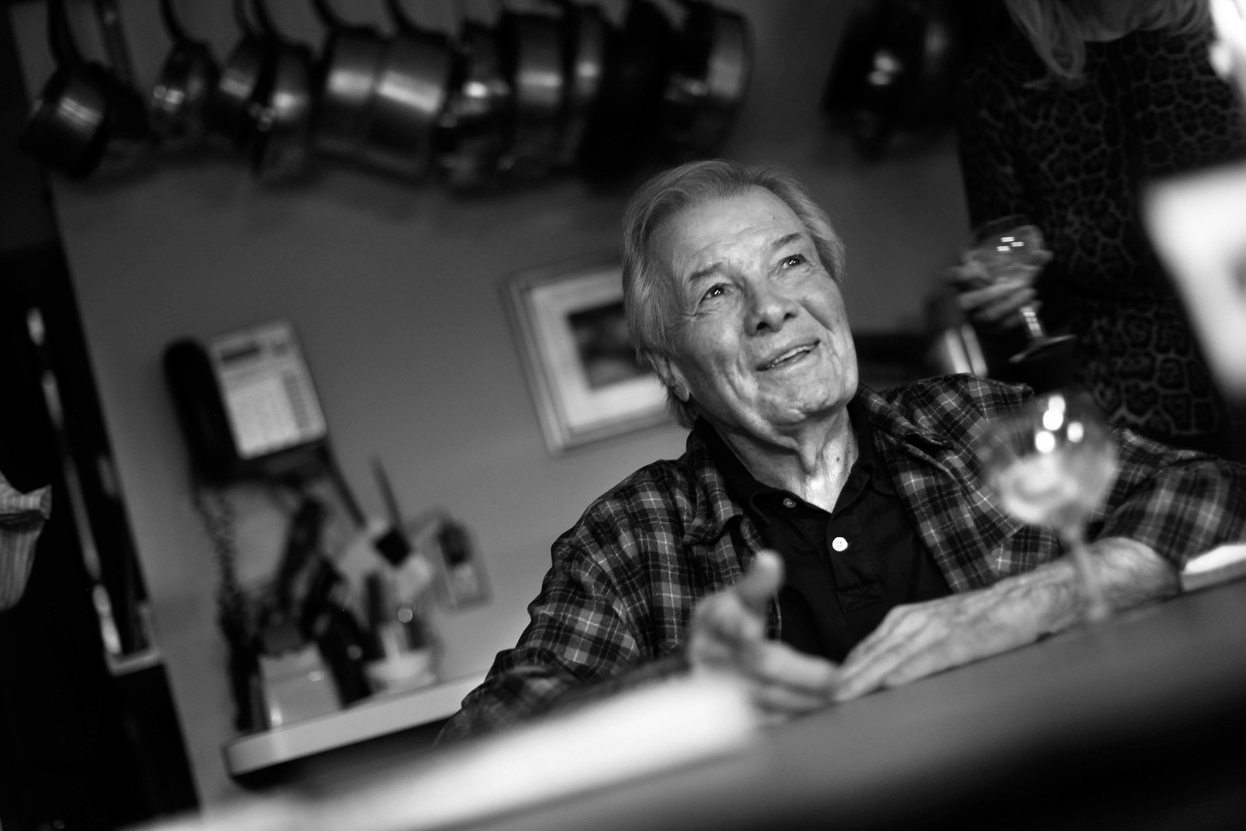 Jacques Pepin - Chef/Author, Madison CT