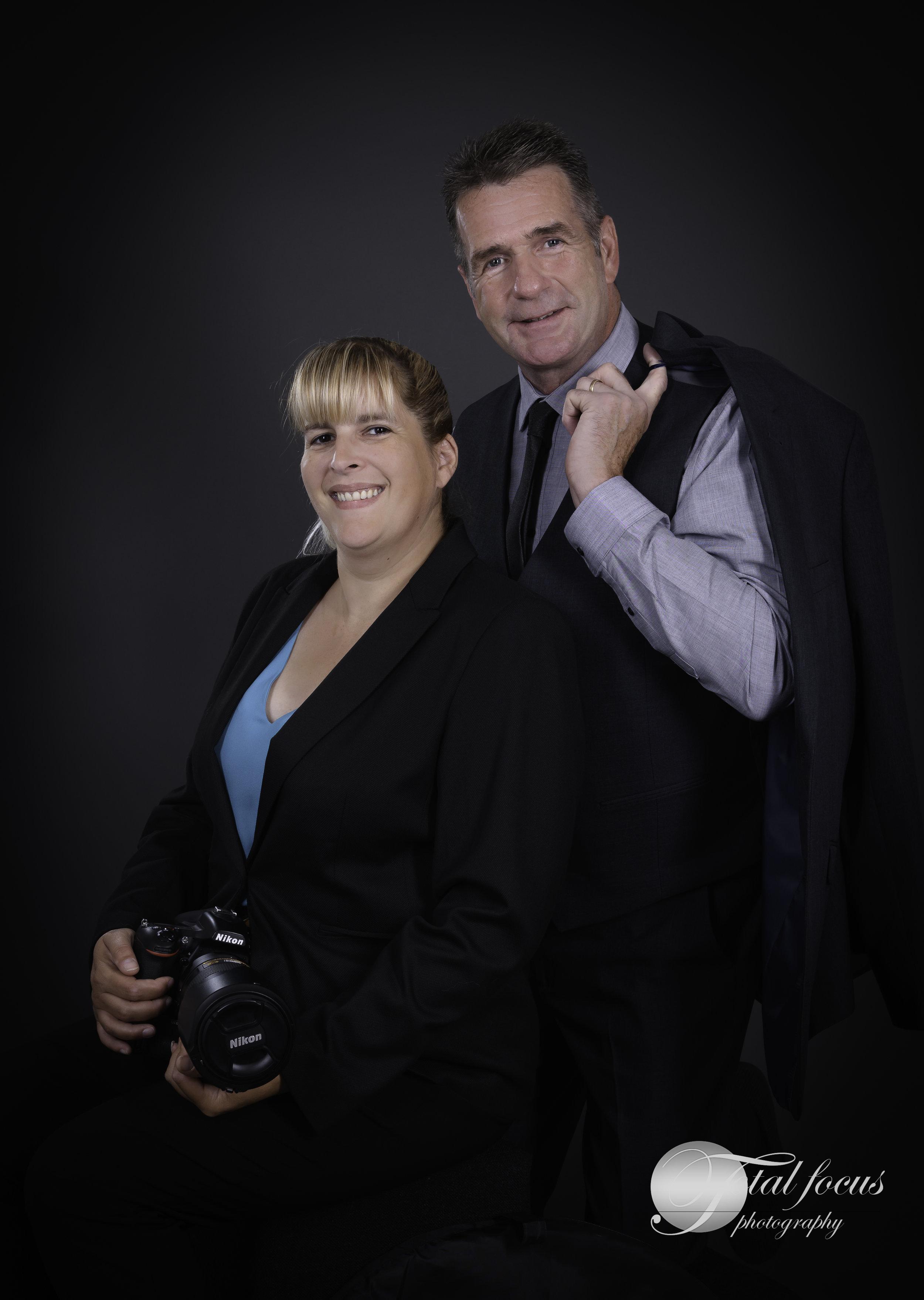 Owners George & Debra Horne -