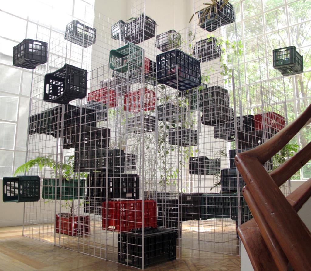 Biblioteca de Arte Ambulante 2010