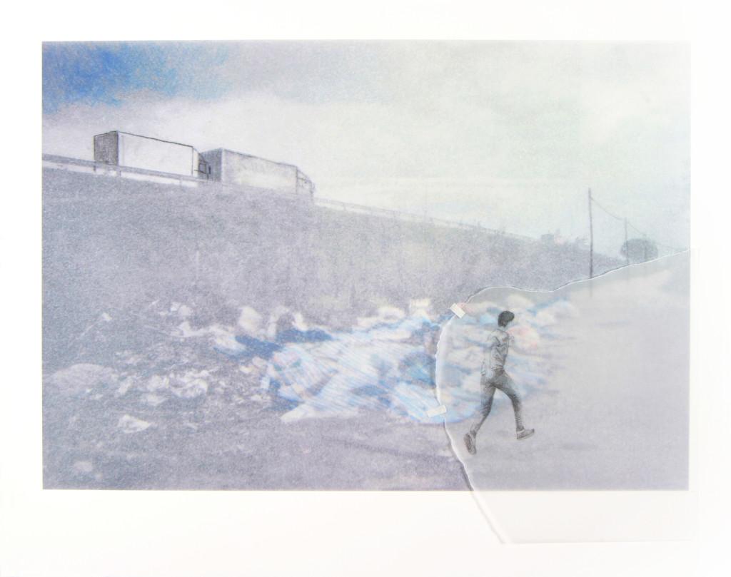 Potential Memory, drawing 1/5