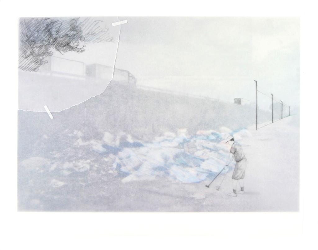 Potential Memory, drawing 4/5