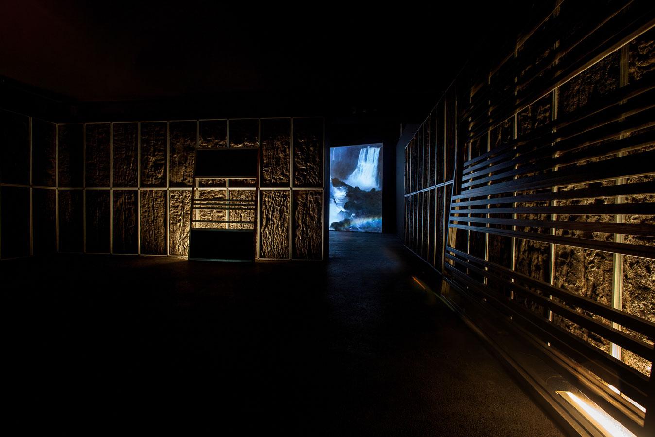 Chambre du silence, 2013-14.