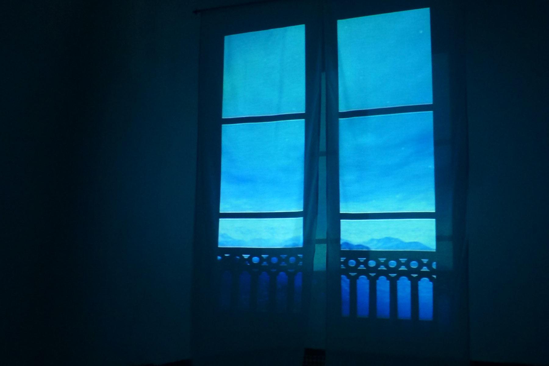 La fenêtre, 2010.