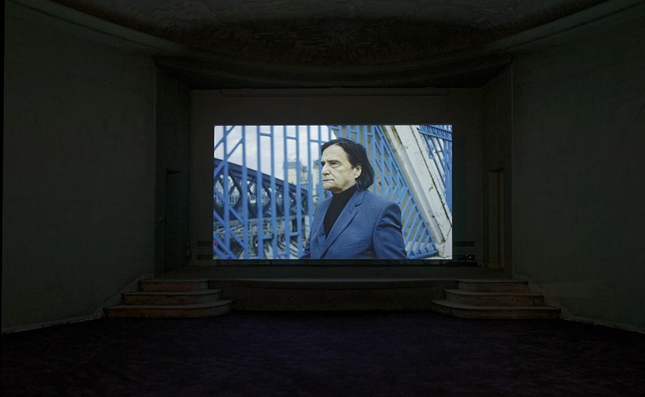 """Louidgi Beltrame's exhibition """"El Brujo"""". Palais de Tokyo."""