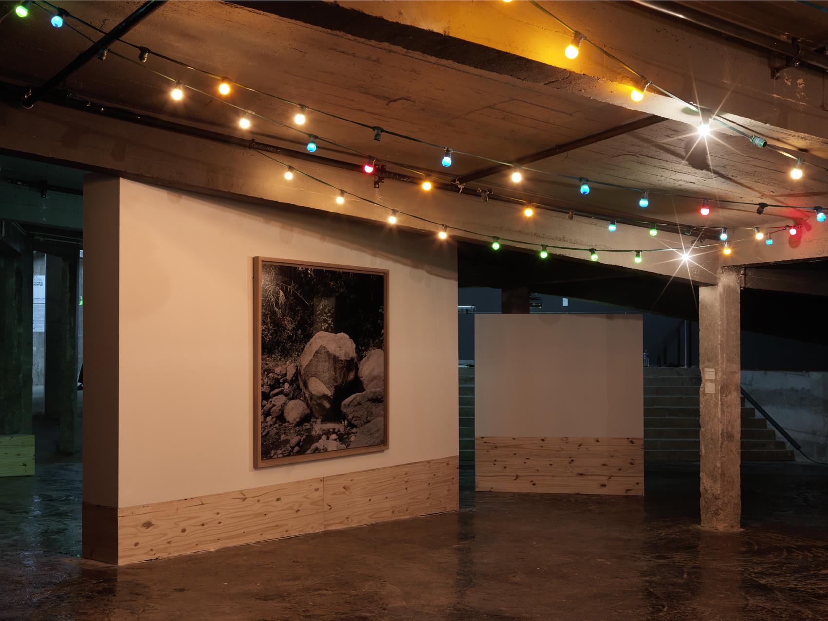 "Ivan Argote's exhibition ""La Estrategia"". Palais de Tokyo."