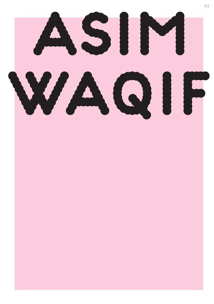 ASIM WAQIF