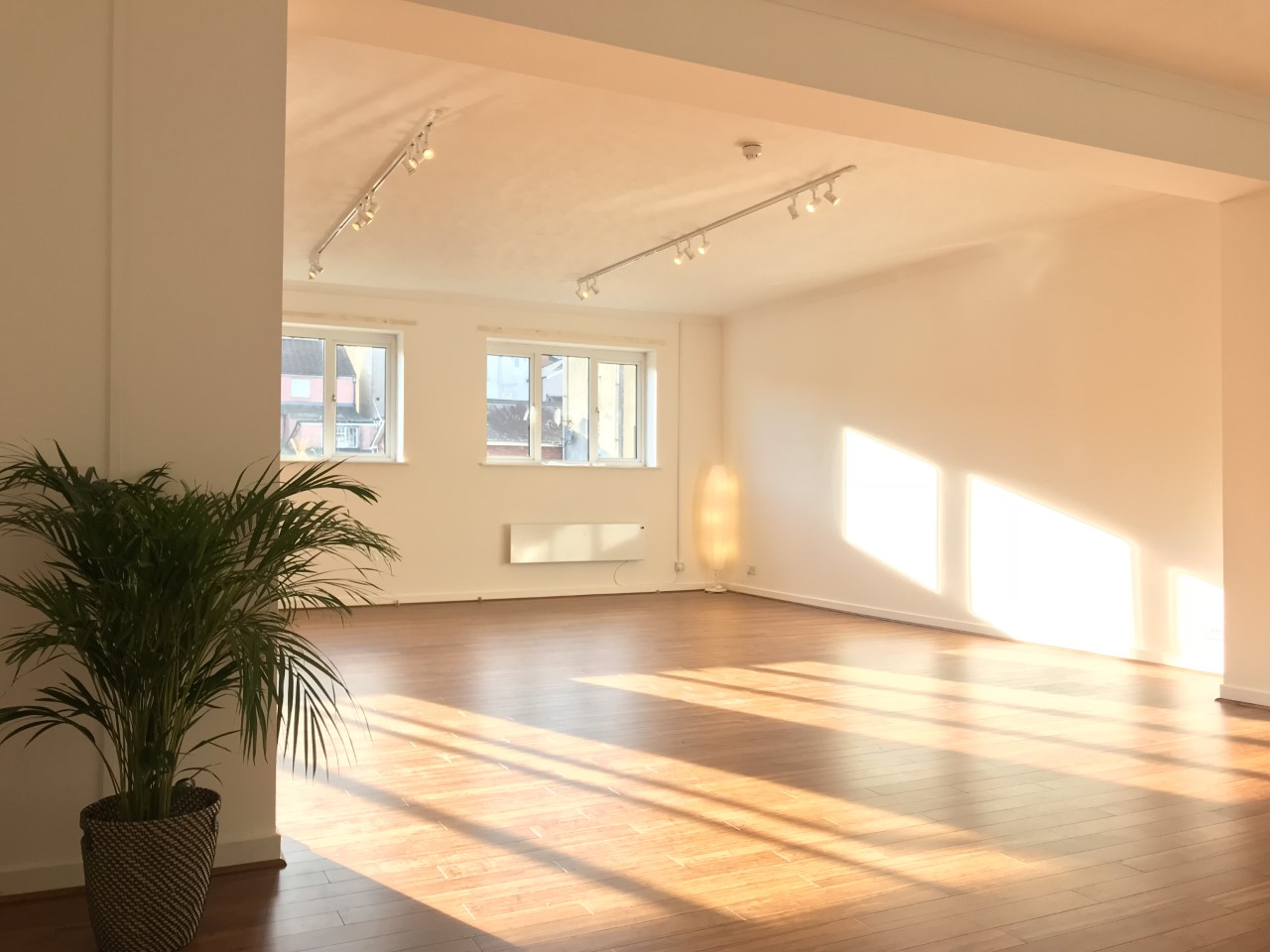 The Space - Chepstow Yoga Space is Chepstow's first dedicated yoga studio, and I'm so honoured to call this bright, spacious and central studio my base. It is buzzing with good energy.