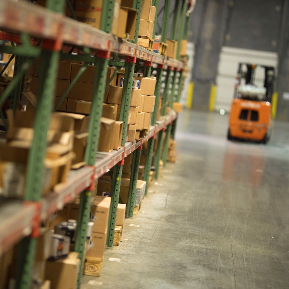 Warehouse & Distribution -