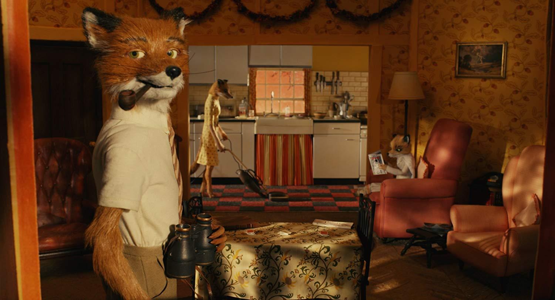Fantastic Mr Fox Theoretical Grace Kang