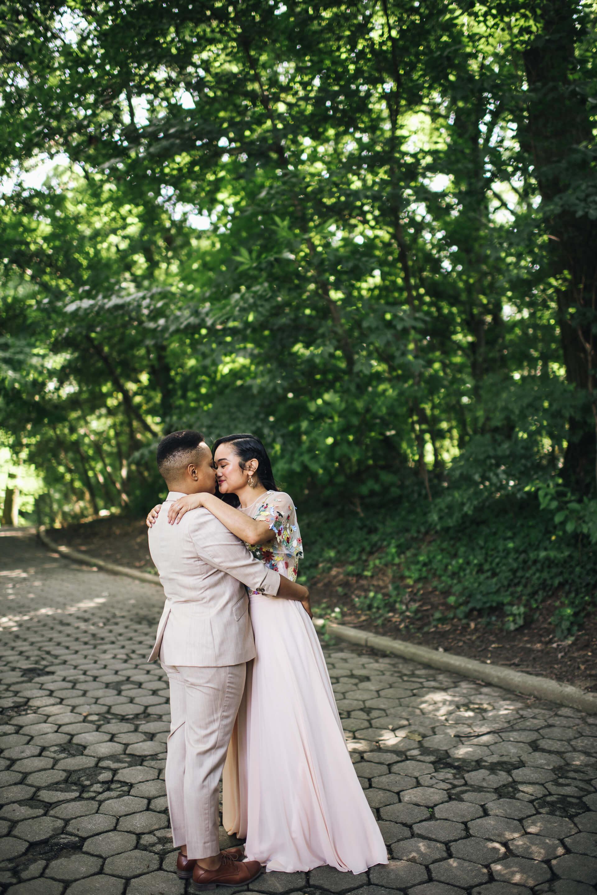 BROOKLYN SOCIETY FOR ETHICAL CULTURE - INTIMATE WEDDING - CHI-CHI ARI-91.jpg