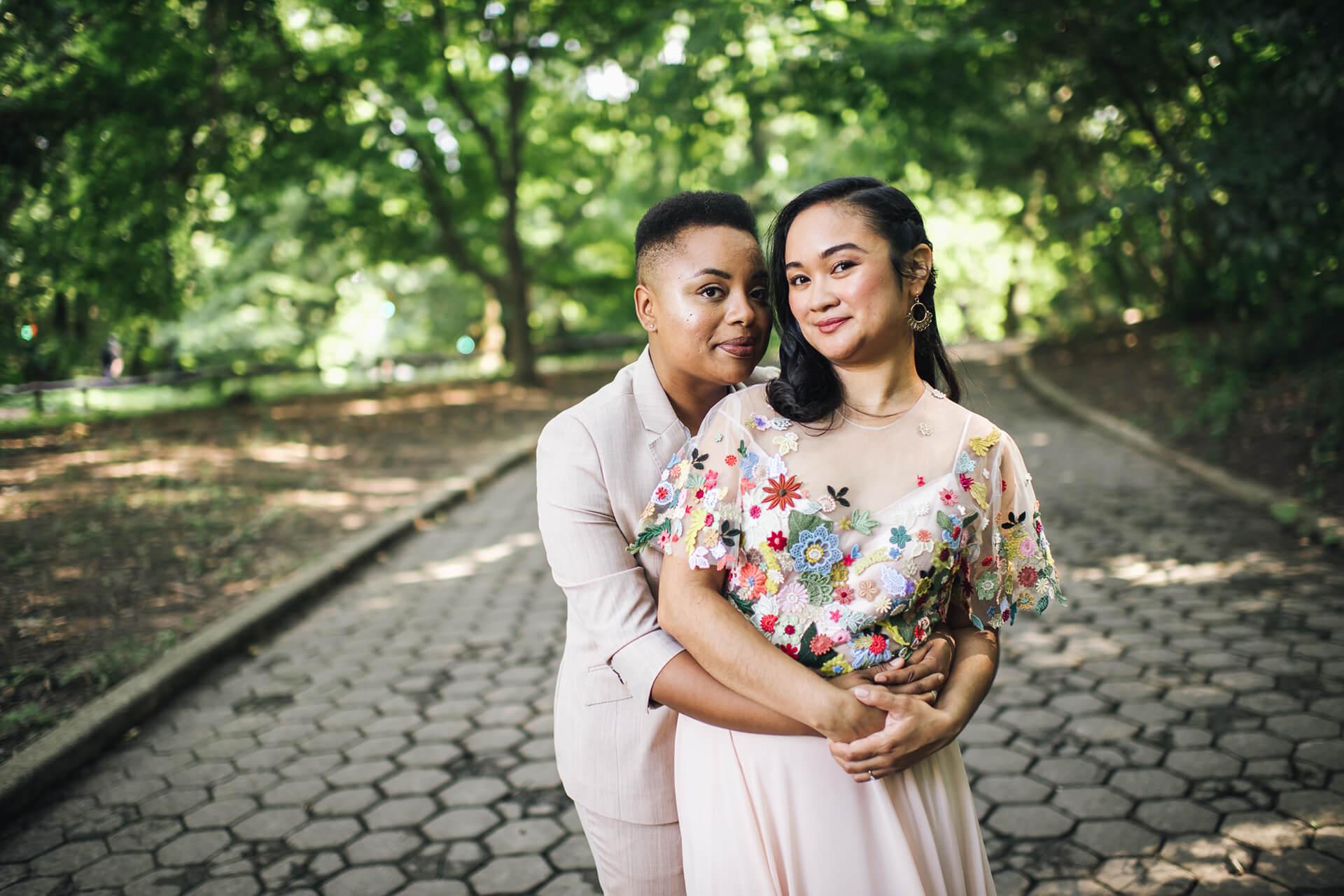 BROOKLYN SOCIETY FOR ETHICAL CULTURE - INTIMATE WEDDING - CHI-CHI ARI-100.jpg