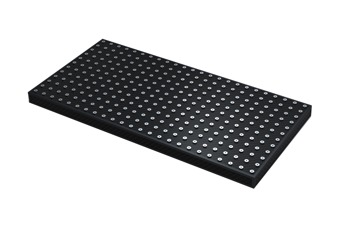 Carbon Fiber Breadboard with protruding inserts_1.png