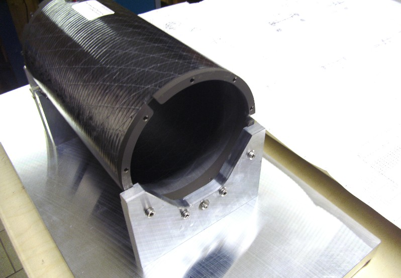 Telescope Tubus - Design Criteria- Low thermal expansion- High precision of mounting flanges