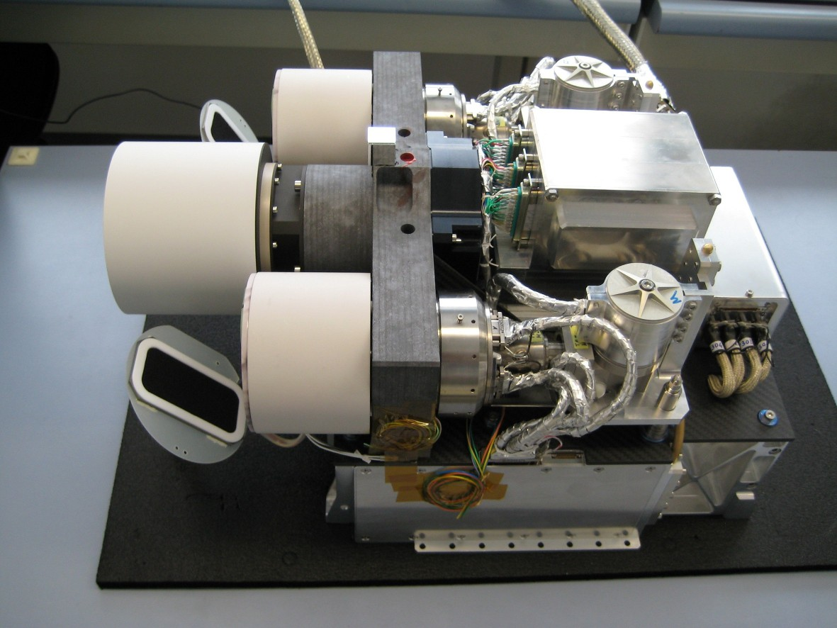 SL Series DLR Sensorplattform