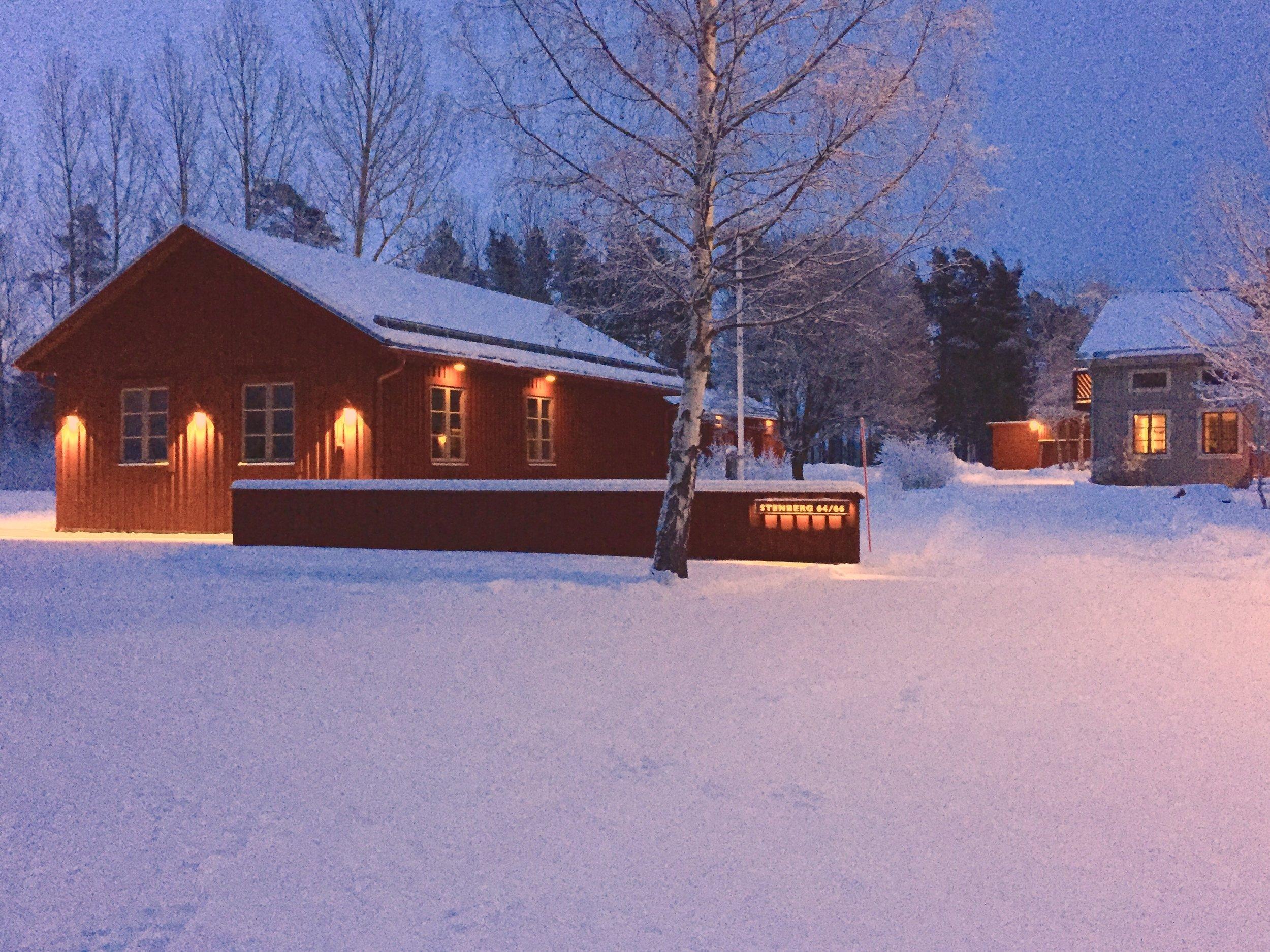 Norrländska vintrar