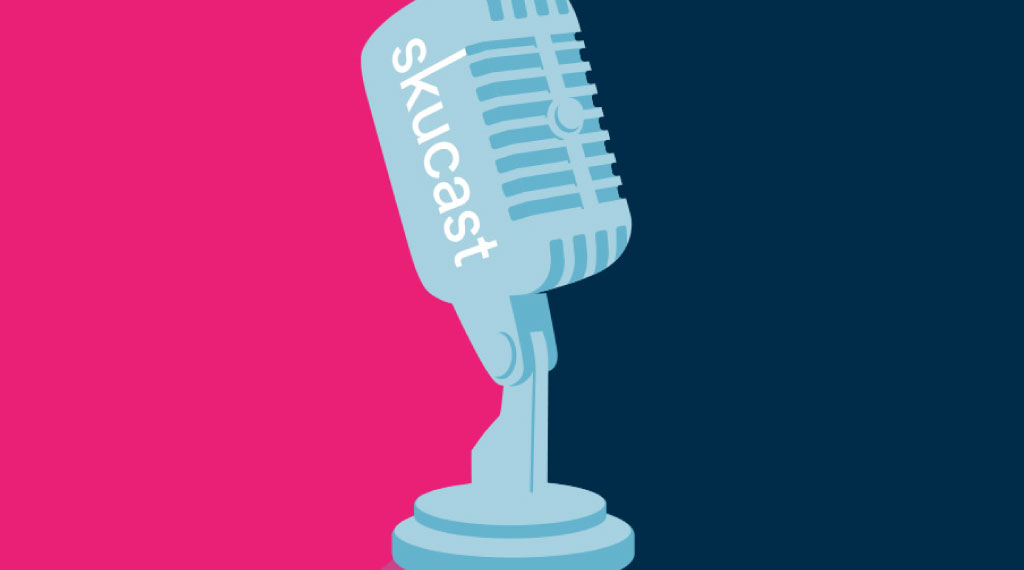 skucast - The podcast for entrepreneurs in the promotional products industry.