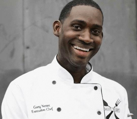 Chef Gary Netter
