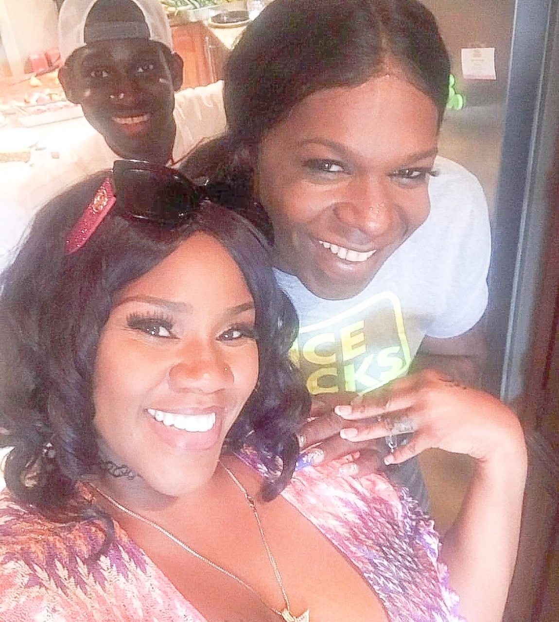 Bounce Queen Big Freedia and Snger Kelly Price