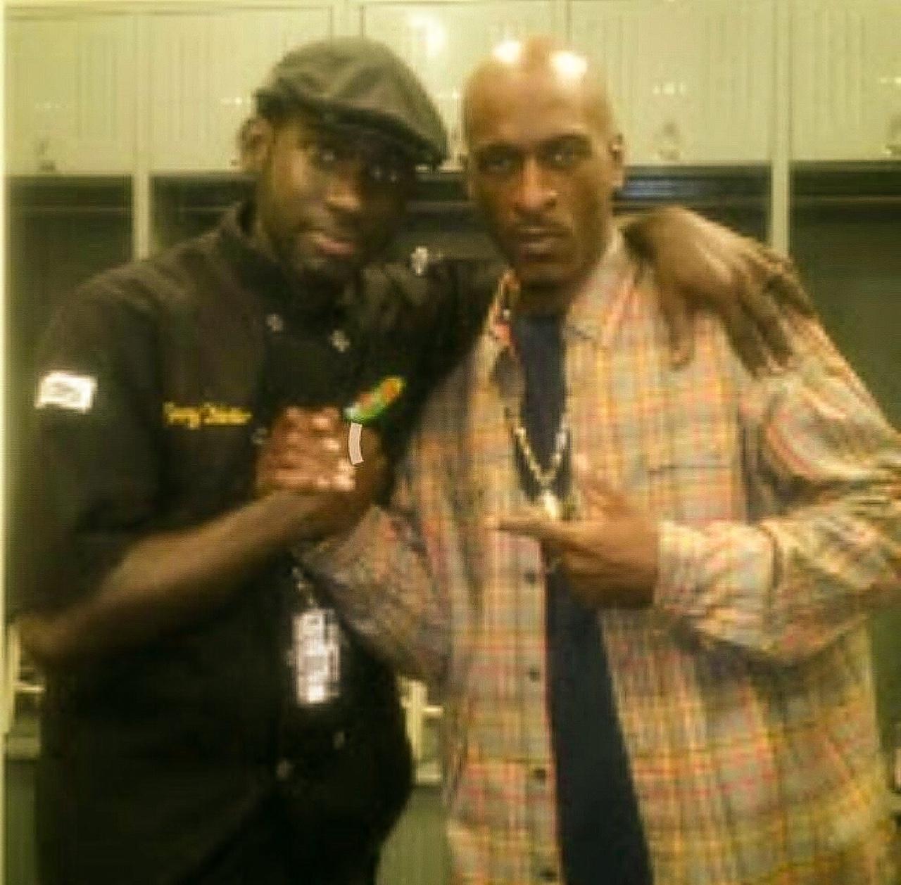 Hip Hop Legend Rakim
