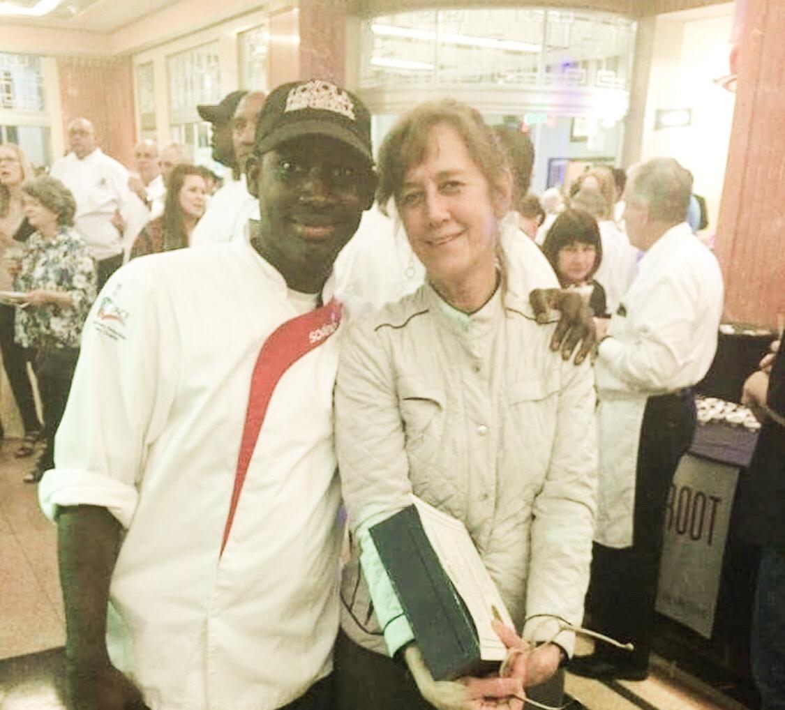 Chef Susan Spicer