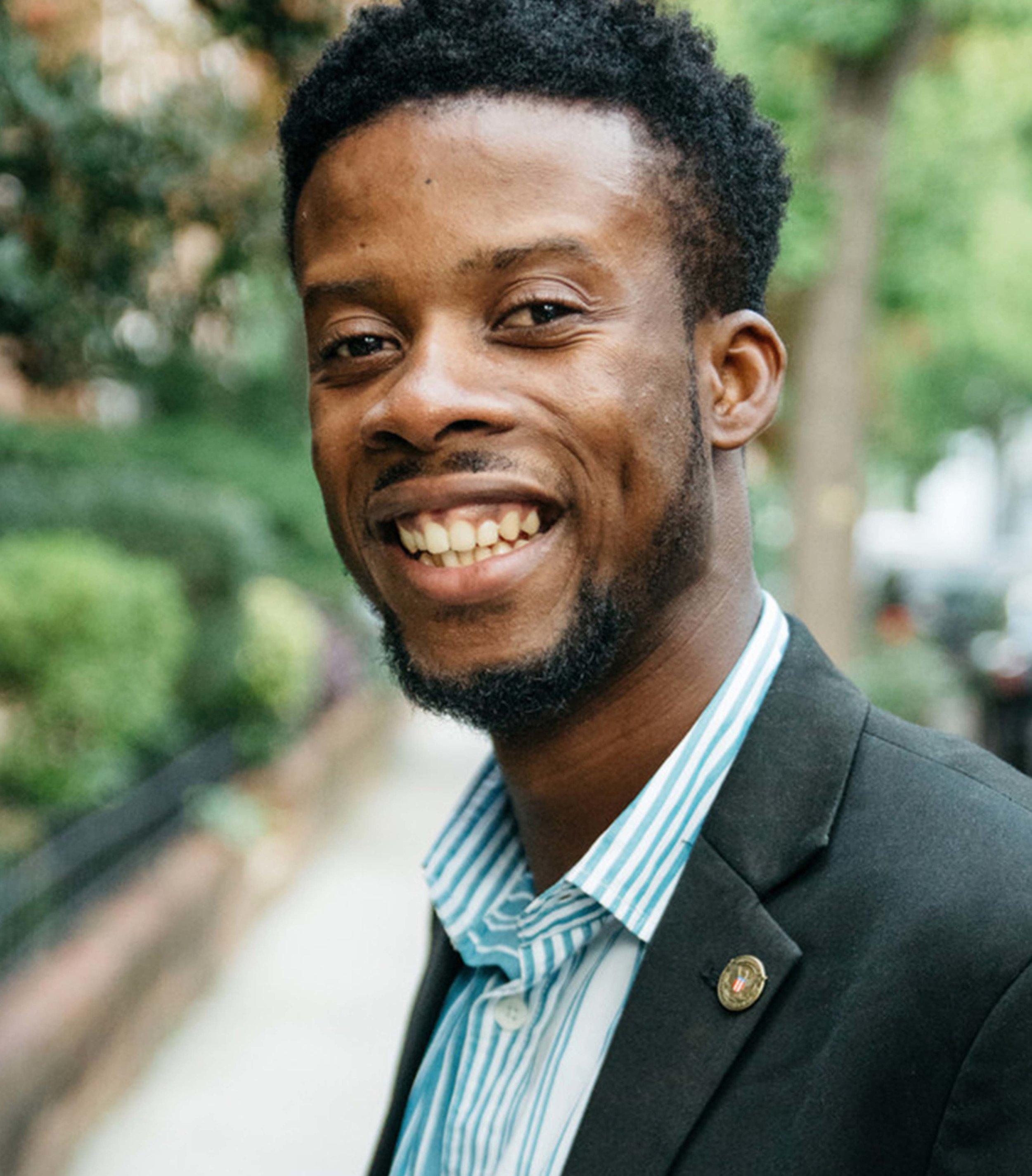 Pierre Stanley JN Baptiste  - Impact Hub Managing Director