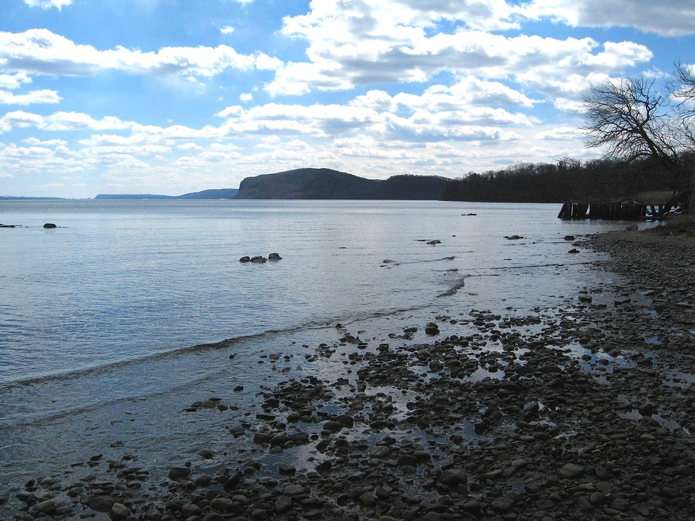 Hudson River from Cronton Point State Park