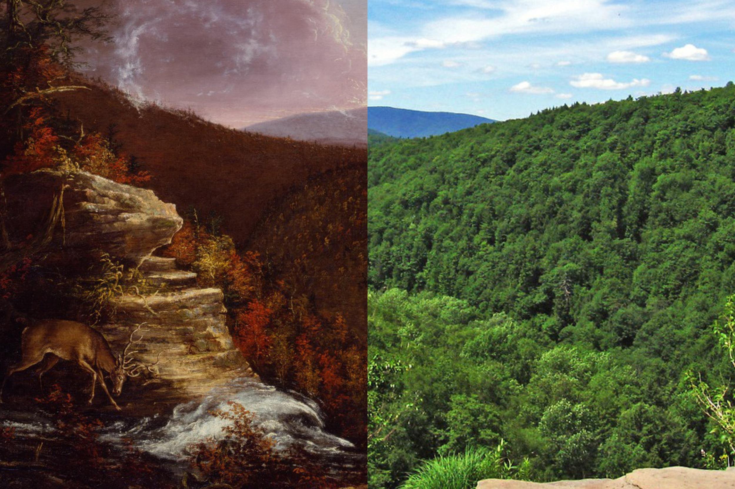 Kaaterskill Falls -