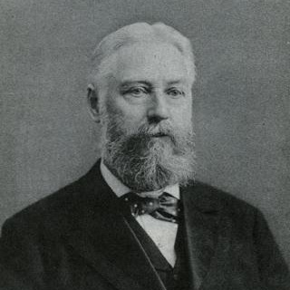 Charles Herbert Moore (1840-1930)   Hudson River School painter, and later, professor of fine arts at Harvard and the first director of the Fogg Art Museum. At the age of eighteen, Moore had already taught drawing and painting at New York University and exhibited paintings at the National Academy of Design. Although it seems that Moore may have disliked Cole's romantic style, he became close friends with Cole's youngest son, Thomas Cole II, and moved to Catskill in 1865. There he designed and built his own house, The Lodge, and painted the surrounding Catskill scenery. Moore was also known for his writings on Gothic and Renaissance architecture.  Visit the place that Moore painted on the Art Trail:    Thomas Cole Historic Site    Photograph:  Charles H. Moore (detail) , date unknown, Smithsonian American Art Museum