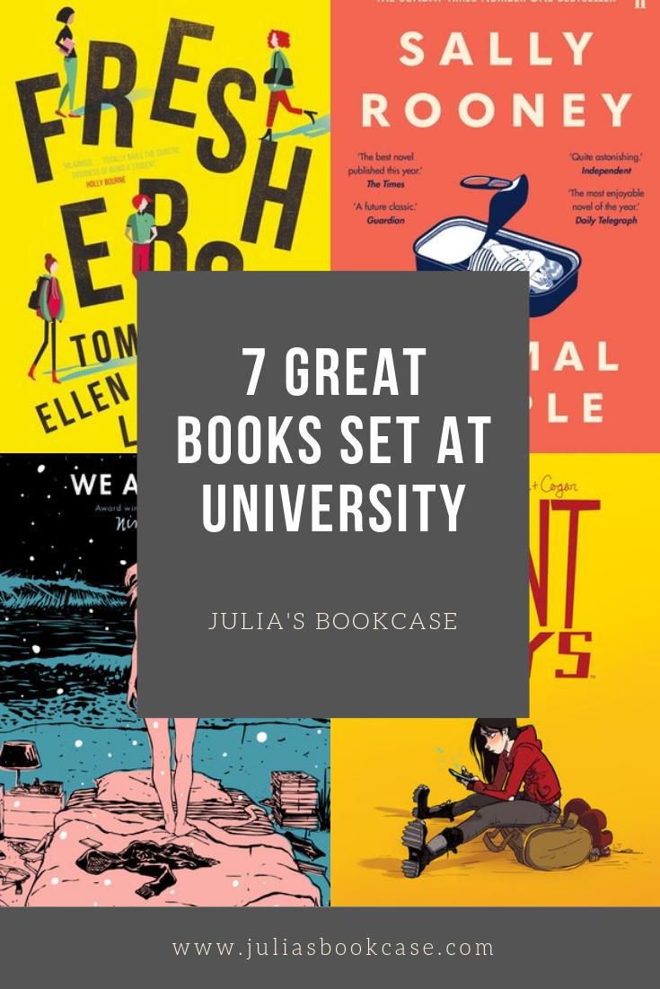7 Great Books set at University