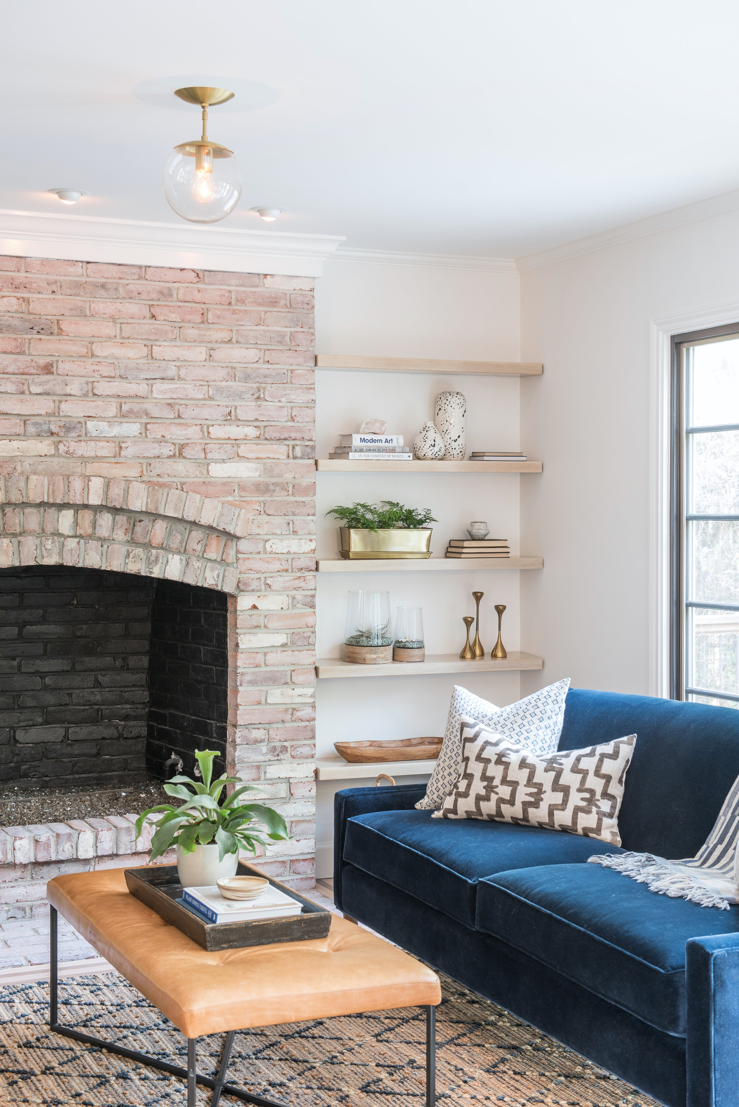 Amanda Steiner Design | Northwest Hideaway | Hearth Room