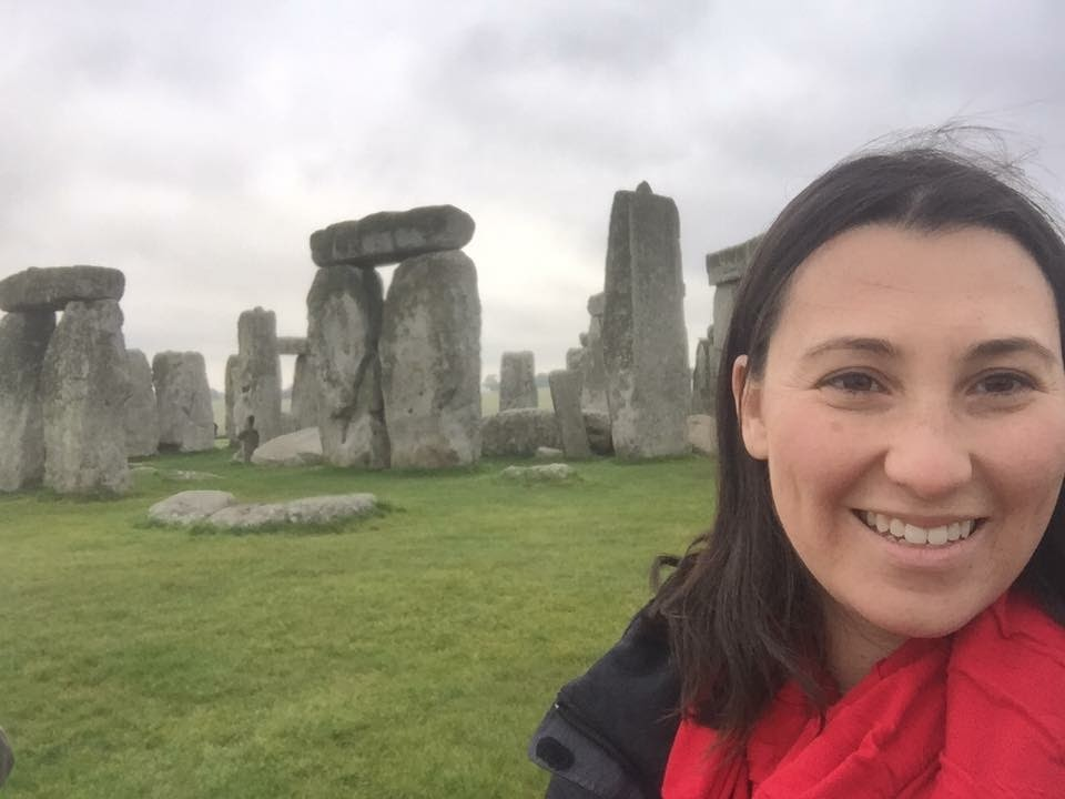 How To Overcome Solo Travel Concerns - Her Bags Were Packed - Stonehenge