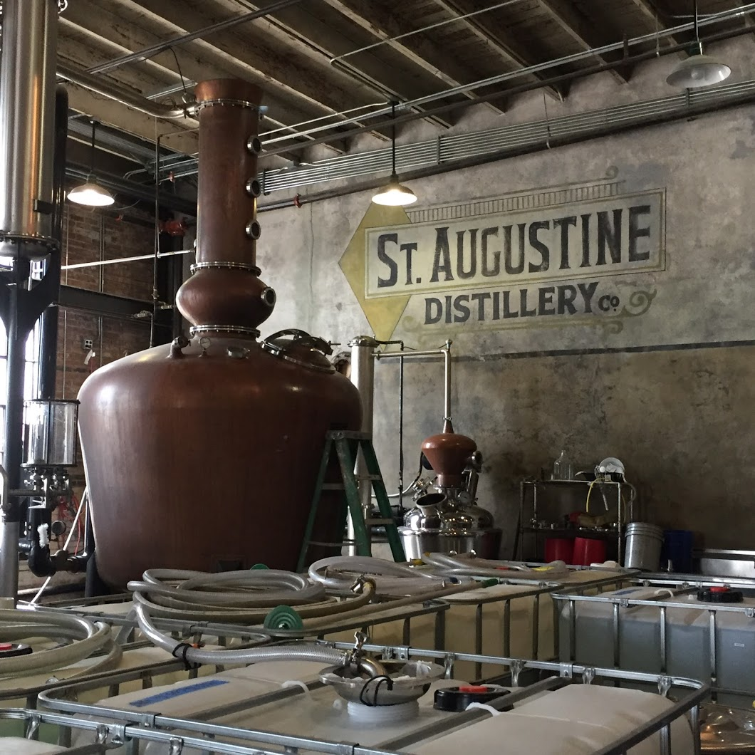 St. Augustine Distillery - Free Things To Do in St Augustine - Her Bags Were Packed