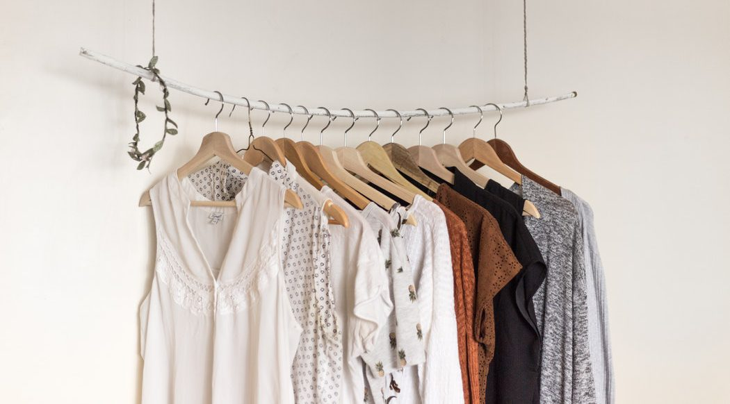minimalist clothes - Living With Less - Her Bags Were Packed