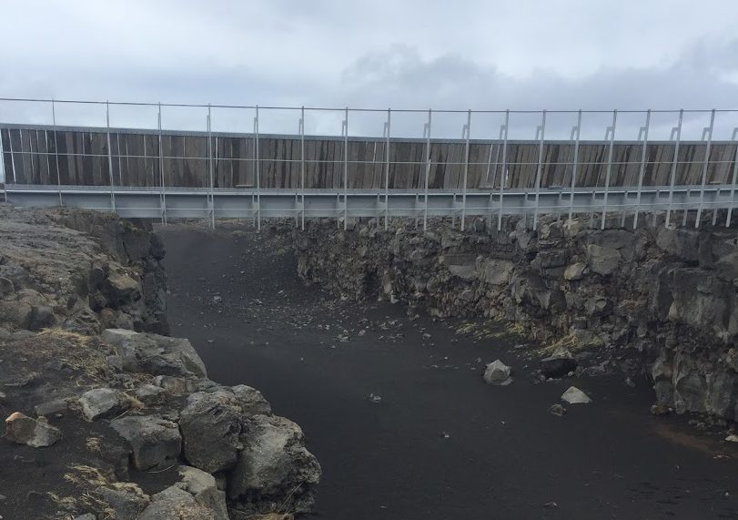 The Bridge Between Two Continents - Planning your trip to Iceland - Her Bags Were Packed