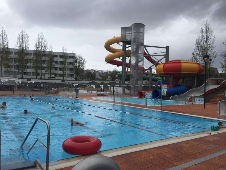 Akureyri Town Pool - Planning your trip to Iceland - Her Bags Were Packed