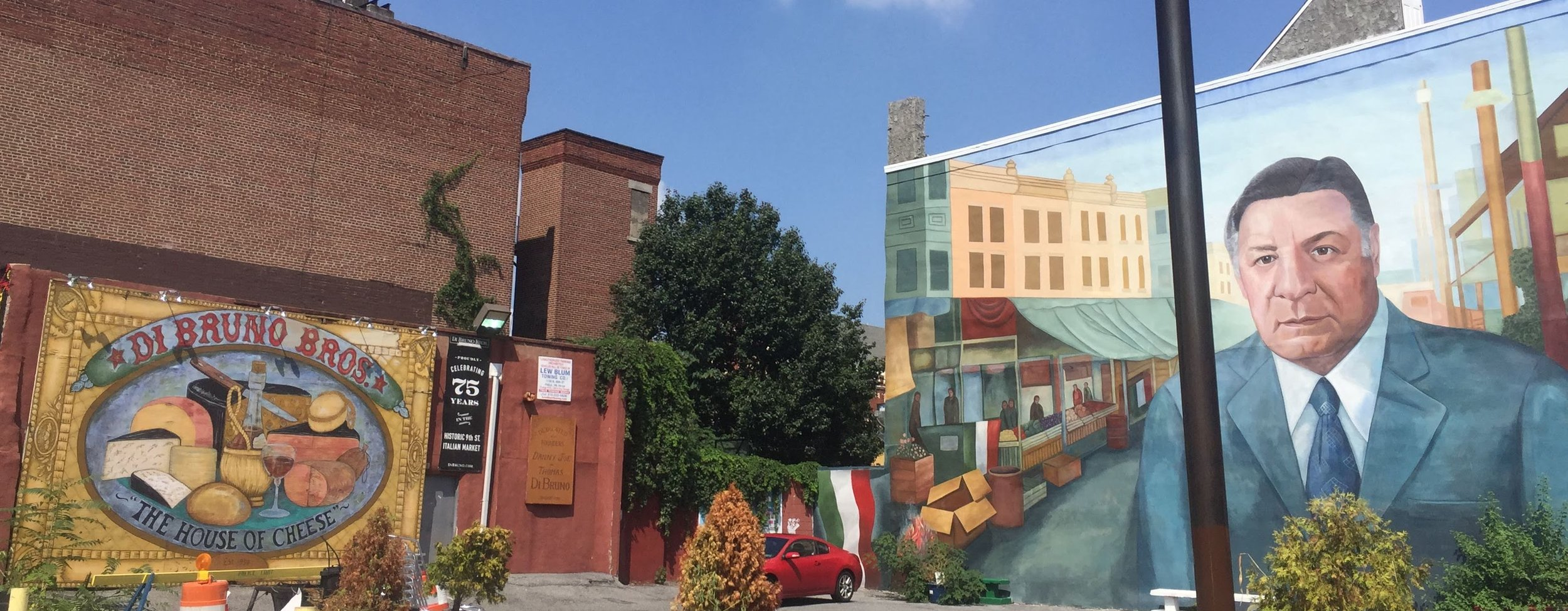 Exploring Philly's Italian Market with Zeeno - Her Bags Were Packed