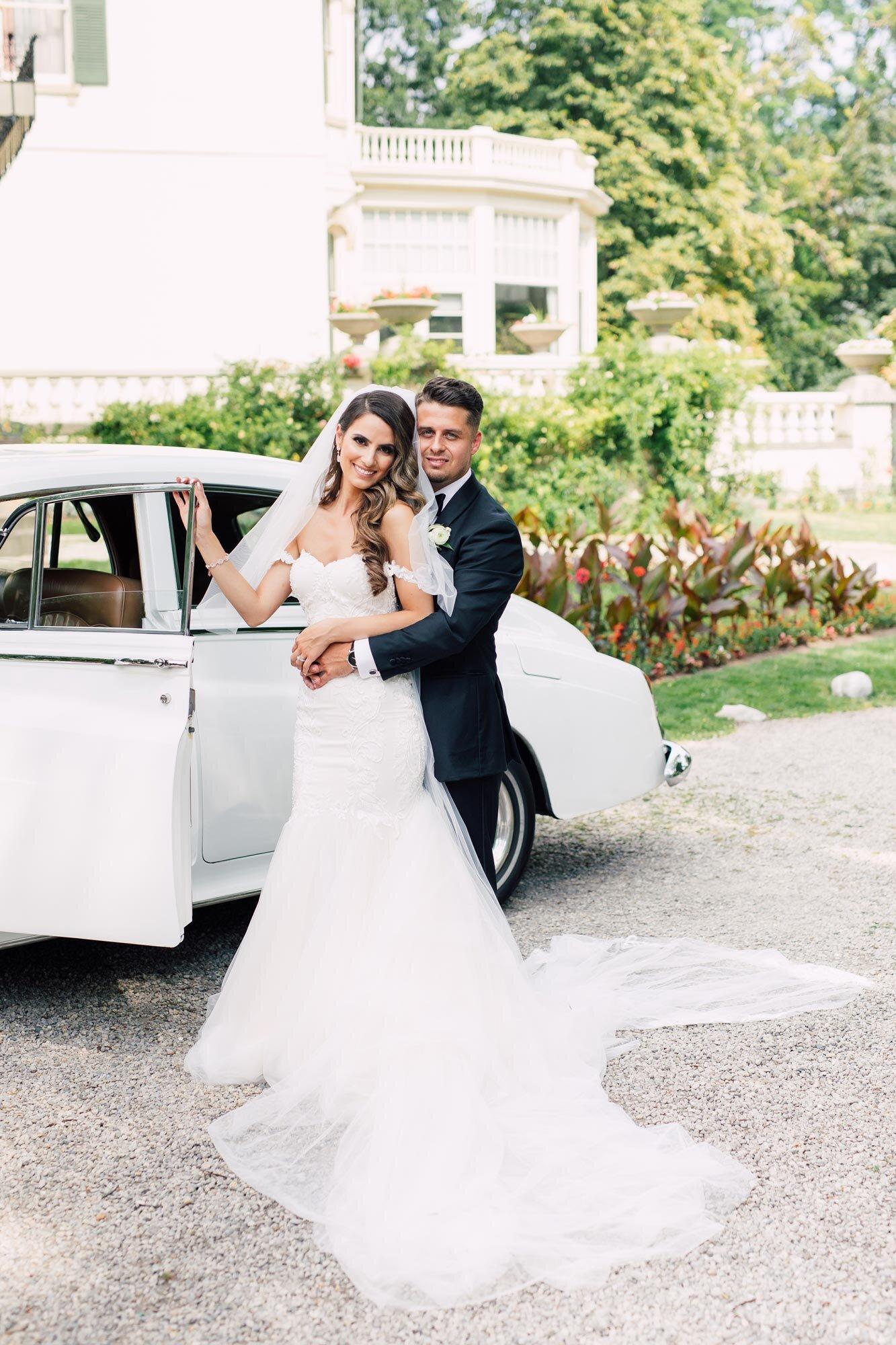 Alexandra & Michael -