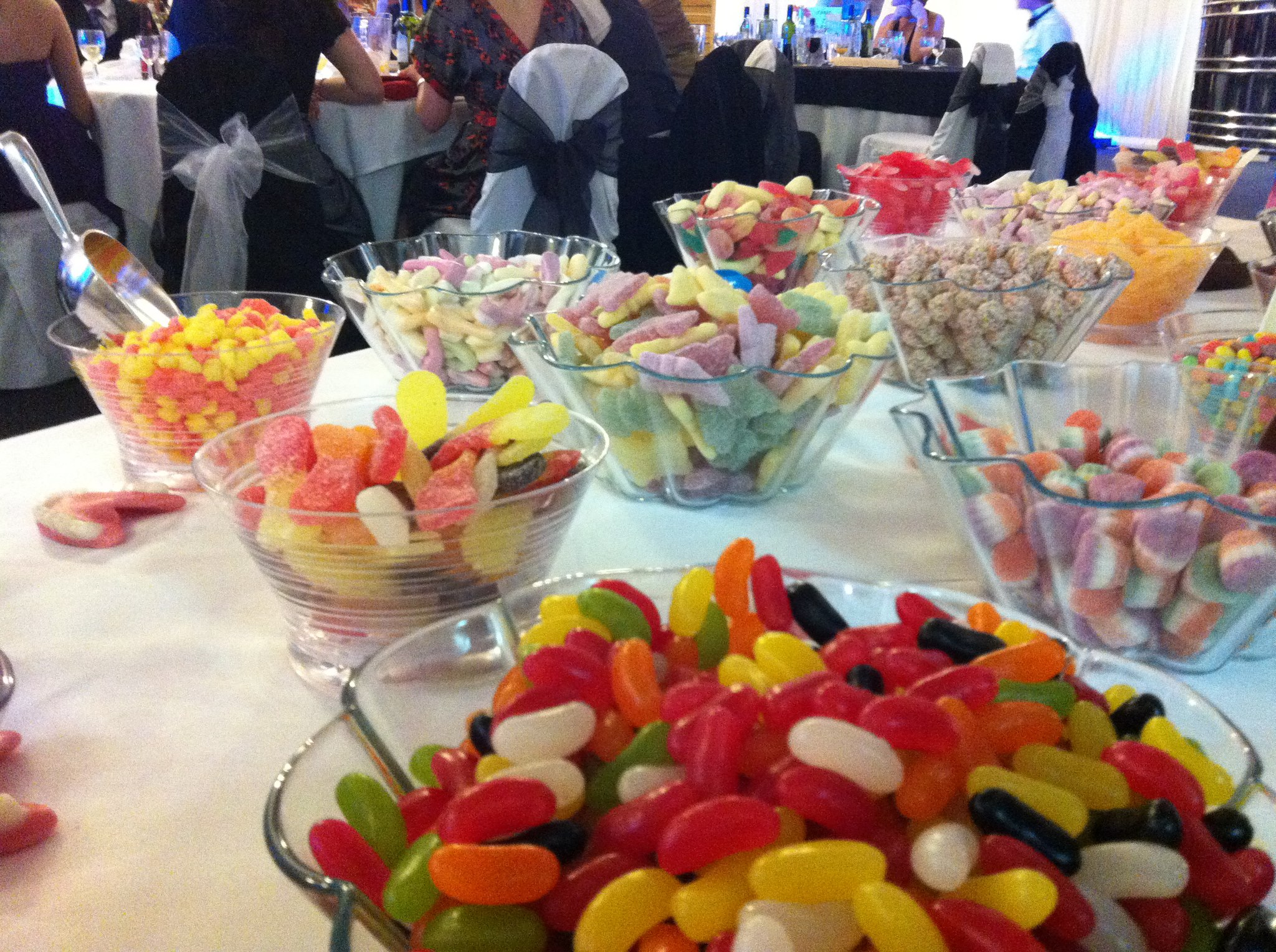 Dentist Ball - Pick N Mix Sweets Table