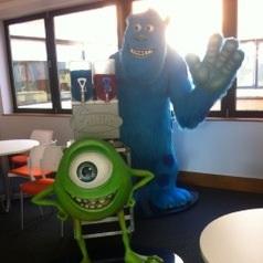 Disney Pixar event