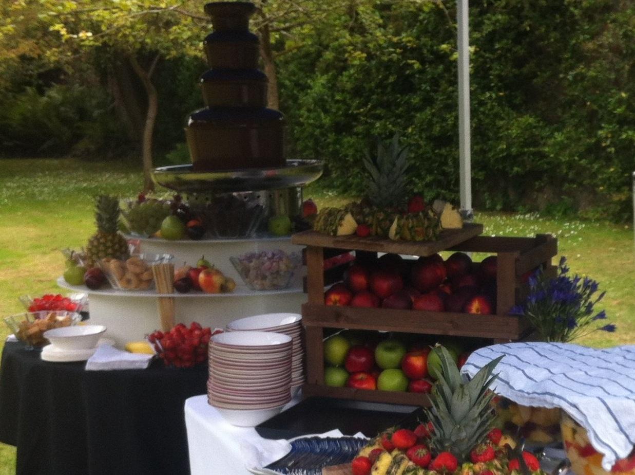 Afternoon Tea Garden Party