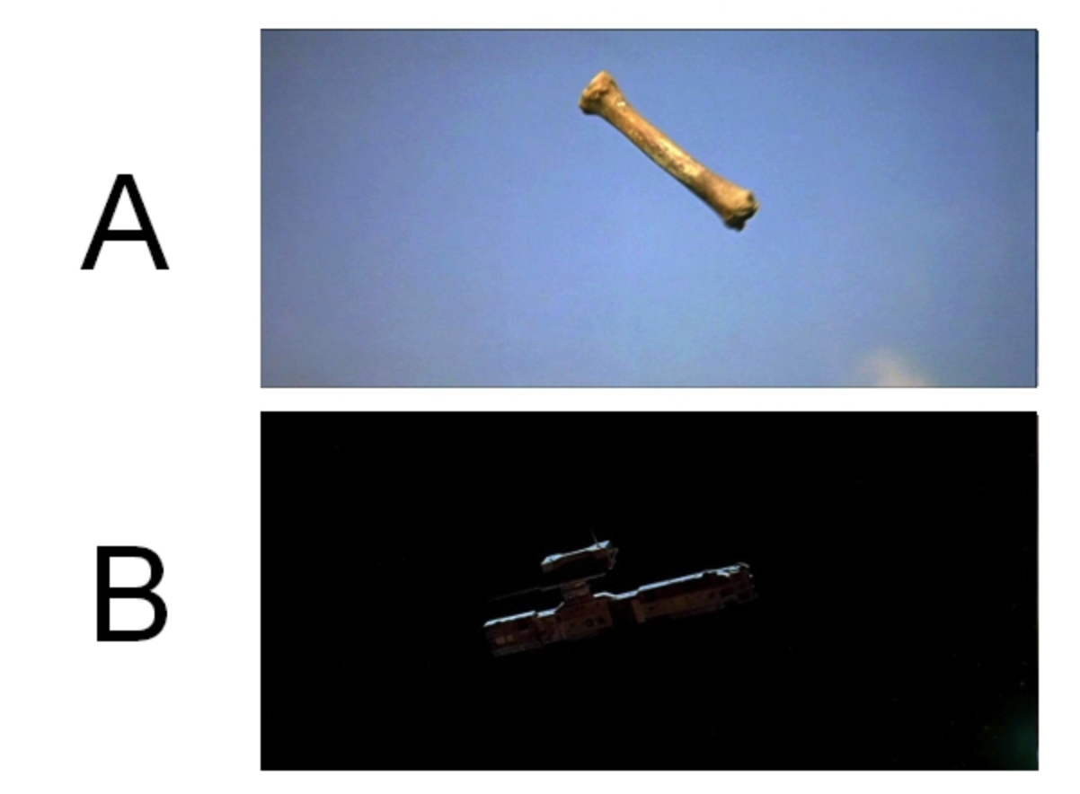 من فيلم: 2001: A Space Odyssey  رابط:  http://www.youtube.com/watch?v=mI3s5fA7Zhk
